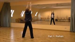 Stayin' Alive   Dance Tutorial by Patrick Dudek HD