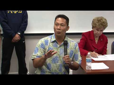 2016 UOG Congressional Candidates Forum (3 of 3)