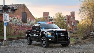 See Ford's first-ever F-150 police truck thumbnail