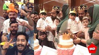 ആസിഫിൻ്റെ ഹയകുട്ടിയുടെ ഒന്നാം പിറന്നാൾ ആഘോഷം.!! Actor Asif Ali Daughter Birthday Celebration