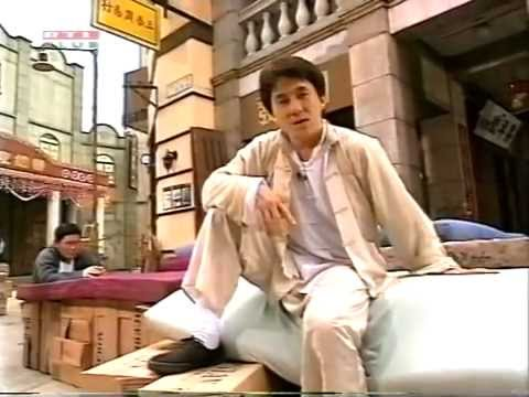 Jackie Chan - Akcióban (magyar)