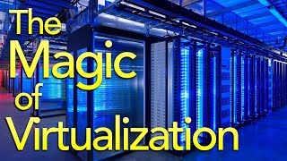 The Magic of Computer Virtualization | TDNC Podcast #123