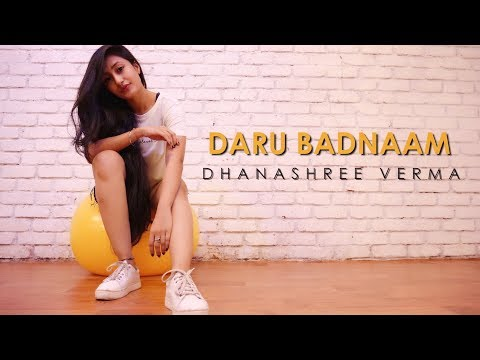 DARU BADNAAM | DHANASHREE VERMA | KAMAL KAHLON & PARAM SINGH | DANCE