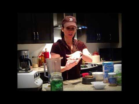 Hemp Out Kitchen Episode #2 Hemp Yerba Mate Smoothie