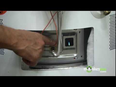 Gas Water Heater Routine Maintenance