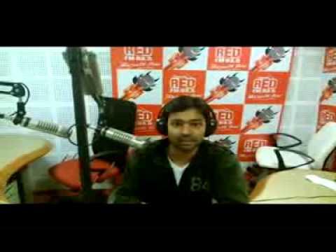 Dil Se with Rj Vineet on Red Fm Kolkata   21st jan 2013