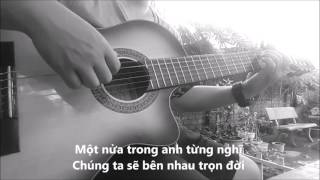 Suy nghĩ trong anh Guitar solo | Ngẫu hứng TV
