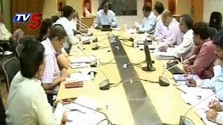 Cm Kcr's Urban Plan | Experts Request To Kcr To Increase Job Opportunities : Tv5 News