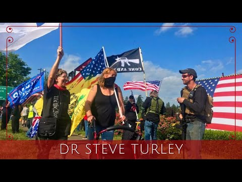 Antifa HUMILIATED at Portland Patriot Flag Event as 5 Oregon Counties Vote to SECEDE!!!