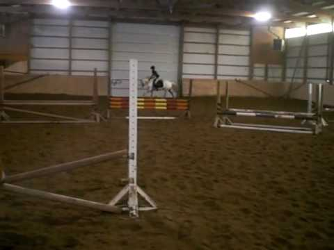 Jumping Clinic with Bob Ferry 2/27/10