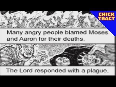Jack Chick's Final Tract...(Probably)