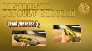 TF2: AUSTRALIUM DEFAULT SHOTGUN! Swagy Skins #5