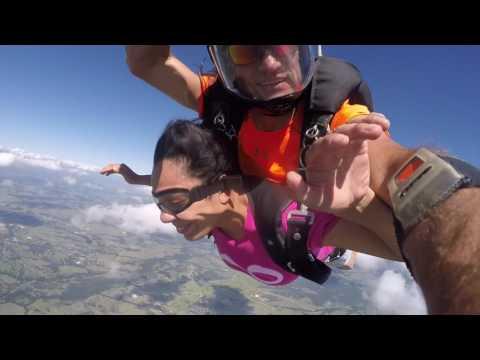 Tandem Skydive   Sofia from Arlington, TX