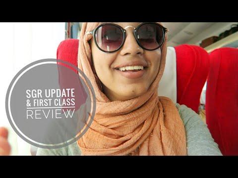 SGR UPDATE & FIRST CLASS REVIEW