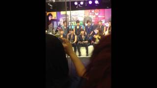 Fancam 120726 infinite at Channel V Thailand