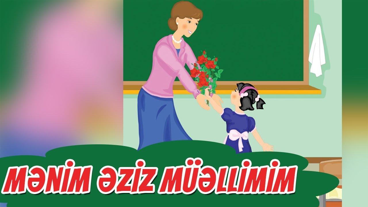 Mənim əziz Muəllimim Usaq Seiri Youtube