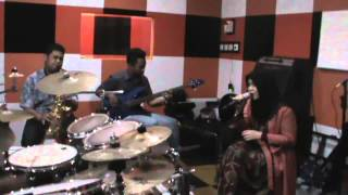 grandes band ft talita arsyta great 8 rising star indonesia