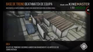 Segundo video do canal (mitei no Modern Strike)