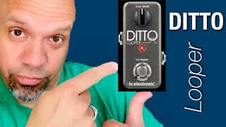 "African /Caribbean ""DITTO LOOPER"" Bass loop (Jose Castillo)"