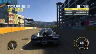 Race Driver Grid - Pc Gameplay - Round 1 Long Beach Prestige Pt5