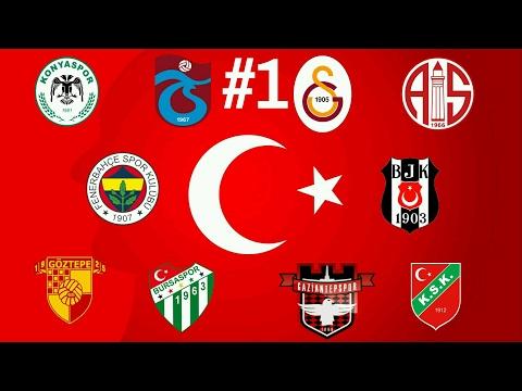 Türk Spor / Futbol Kulüplerinin Logo Tasarım Hikayeleri Değişim ve Anlamları #1