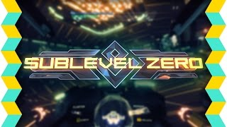 Sublevel Zero Review - Retro 6DOF Roguelite! [Indie Bytes]