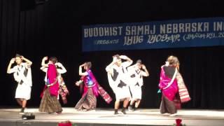 Gurung Losar Dance 2014 at Nebraska from Desmoines Iowa
