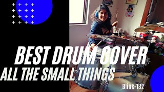 All the small things - Blink 182 : BEST DRUM COVER