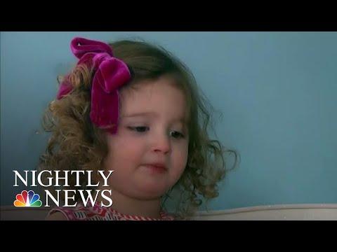 Landmark Study Tests Babies' DNA For Genetic Risks | NBC Nightly News