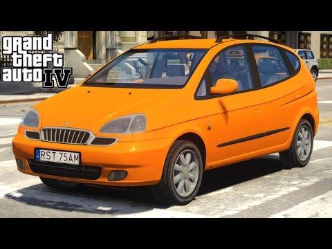Daewoo Tacuma CDX 2001 GTA IV