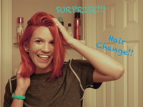 Hair Change!!! | JayRae MUA |