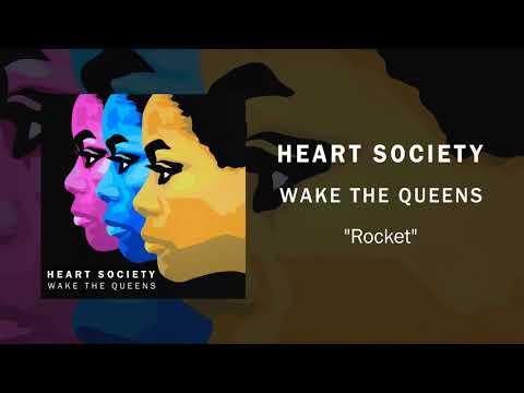 Heart Society - Rocket - Album Artwork Video