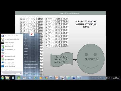 seminario:-trading-algorítmico-i---entornos-de-desarrollo.-jorge-estévez.-03/03/2015