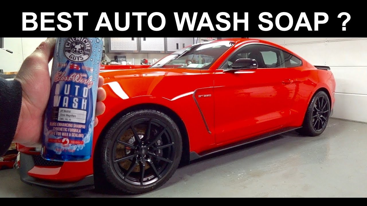 Auto Wash Chemical Guys Gloss Workz Auto Wash Full Review Auto Fanatic