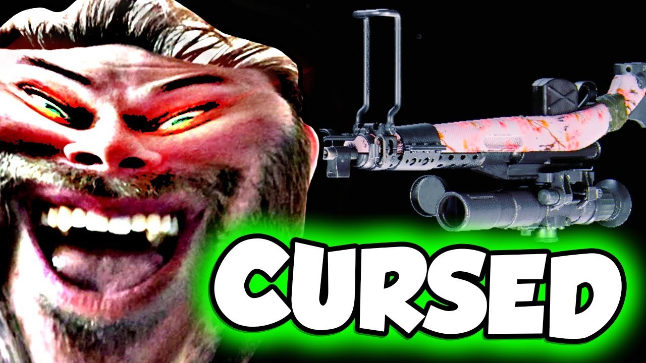 Using the CURSED SNIPER for a day...