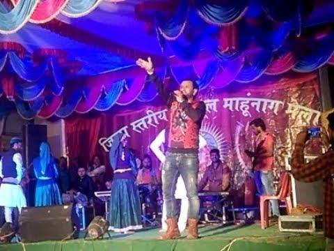 Pahari Nati By Kuldeep Sharma at Mul Mahunag Mela, Karsog, Himachali Dance, Himachali Folk