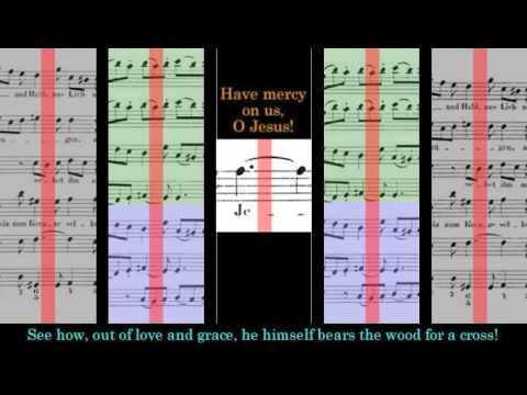 BWV 244 - St. Matthew Passion (Scrolling)