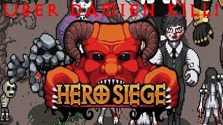 HERO SIEGE | SAMURAI VS UBER DAMIEN | AGONY [GERMAN] [HD+]