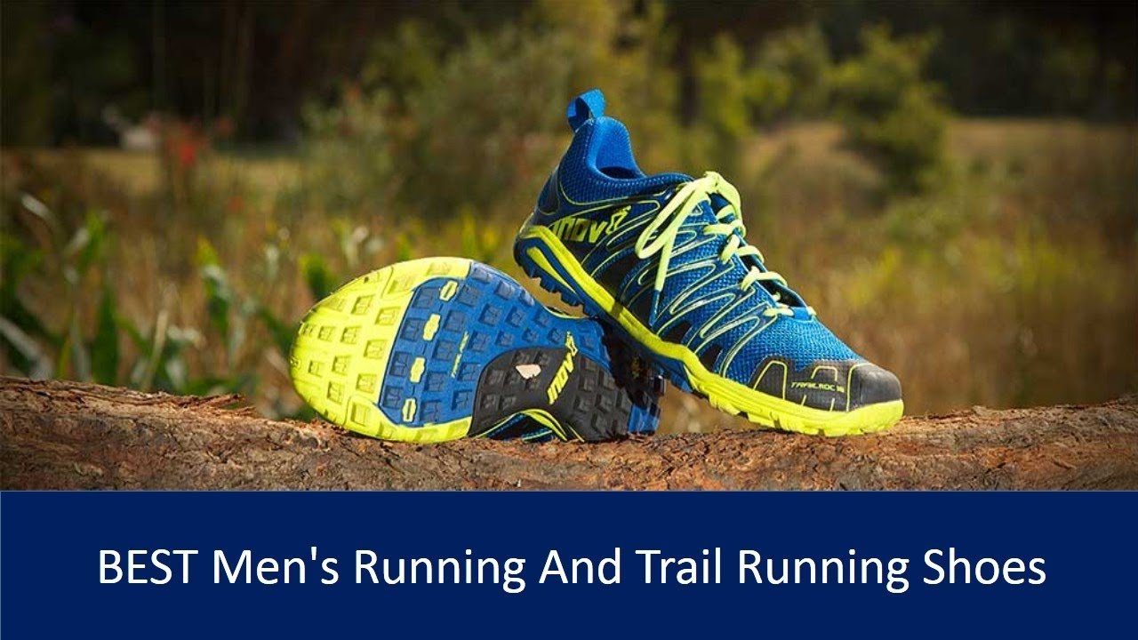 quality design bee81 6390b Top 7 BEST Running Shoes Review | Top Men's Trail Running Shoes 2019