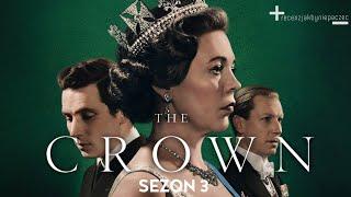 THE CROWN sezon 3: NOWA królowa z Oscarem NISZCZY SYSTEM | RECENZJA jakbyniepaczeć