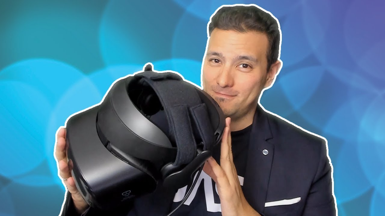 Samsung Odyssey Plus Für Nur $299! So Wird Sie Richtig Bequem: Studiform  Creative Strap + VR Cover