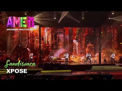 #AME2018 | XPOSE | Sandiwara | Anugerah MeleTOP ERA 2018