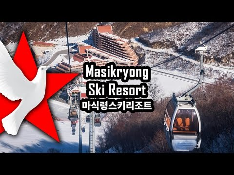 Masikryong Ski Resort (마식령스키리조트) - 2015 December