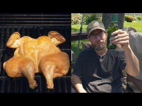 Grill & Chill: Spatchcock Chicken (Tutorial)