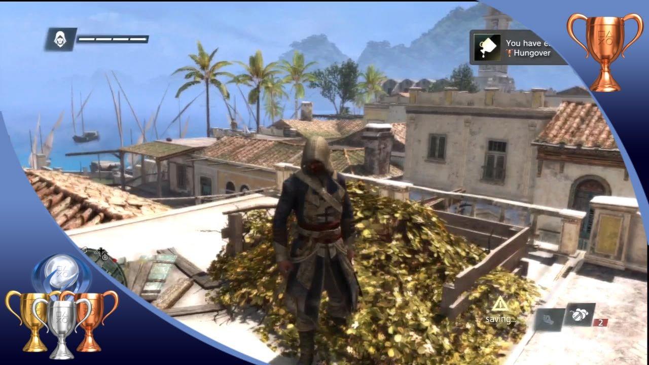 Assassin's Creed 4 Black Flag - Hungover - Trophy ...