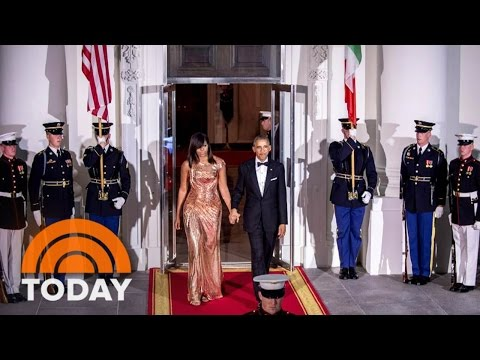 Inside President Barack Obama's Final State Dinner | TODAY