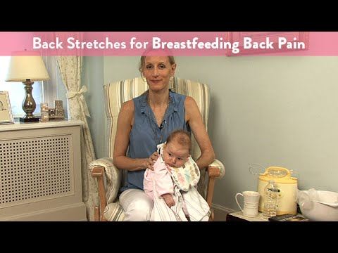 hqdefault - Is It Normal To Have Back Pain When Breastfeeding