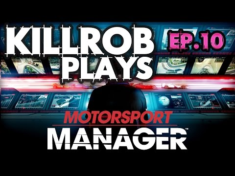 Motorsport Manager Ep.10: Designs From The Future
