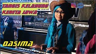 Video QASIMA - TANGIS KELAYUNG/KERETA JAWA download MP3, 3GP, MP4, WEBM, AVI, FLV Oktober 2018
