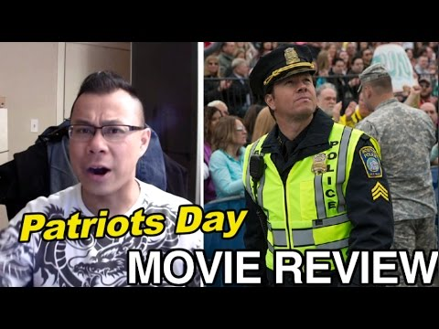 Patriots Day Film Review (2017 Mark Wahlberg, Peter Berg) By Ragin Ronin
